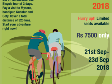 Events: Ooty Ride