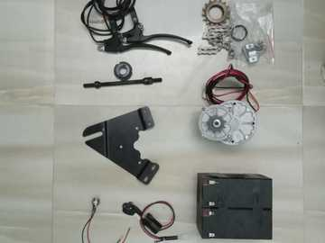 For Sale: NEW E-CYCLE CONVERSION KIT WITH BATTERY @ 6999