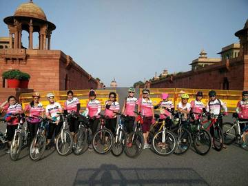 Cycling Group: Gurgaon Girl Riders