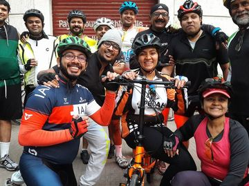 Cycling Group: Pedal Bunnies