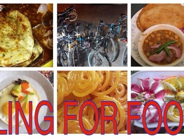Cycling Group: Cycling for Foodies