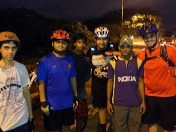 Cycling Group: Bandra Cycle Club