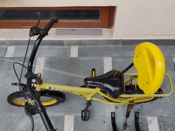 For Sale: Excellent condition - KROSS bright yellow bicycle