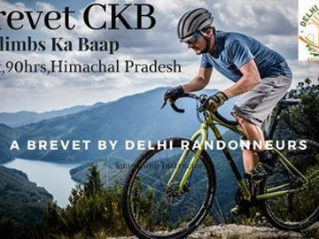 Events:  Brevet CKB (Climbs Ka Baap)