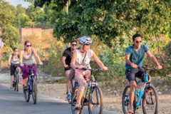 Events: Incredible Country Side Cycling Tour Of Jaipur