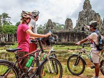 Events: Vietnam to Cambodia Cycling trip