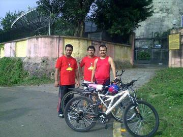 Cycling Group: Guwahati Cycling Club