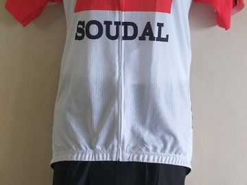 For Sale: CLEARANCE SALE. NEW.-- Cycling Jersey & Bib Shorts.