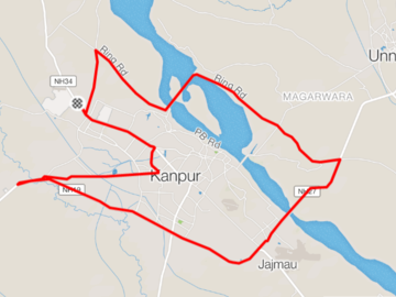 Events: Kanpur Circle Ride