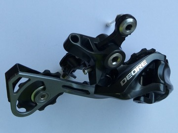 For Sale: USED..SHIMANO DEORE RD M610 10 SPEED REAR DERAILLEUR.