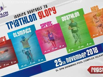 Events: New Delhi Triathlon Championship 2018 (3rd Edition) 25th Nov