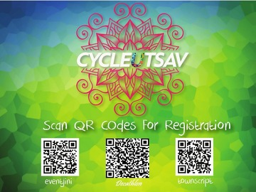 Events:  Cycle Utsav 2.0 16th September