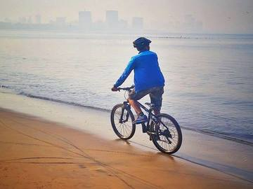 Events: Breakfast Ride at South Mumbai 30th September