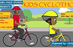 Events: Kids Cyclothon · Hosted by C3 Club- Sporting Events 30th Sep