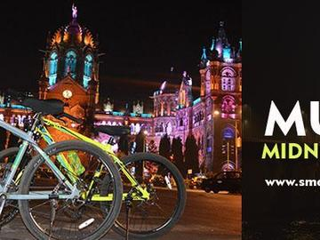 Events: Midnight Cycling Tour Mumbai 13th October