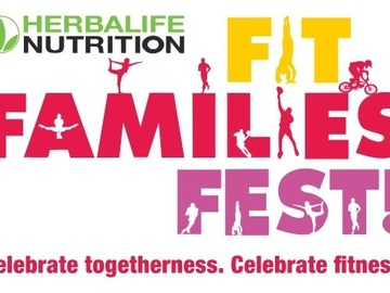 Herbalife Nutrition Fit Families Fest 7th October