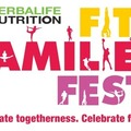 Events:  Herbalife Nutrition Fit Families Fest 7th October