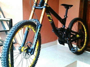 For Sale: POLYGON COLLOSUS DHX  DH/FREERIDE BIKE  FOR SALE
