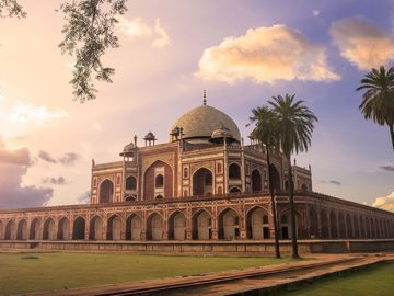 Events: Delhi by Cycle Raj Tour in New Delhi