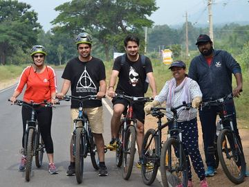 Events: Cycling And Kayaking One Day Event At Savandurga