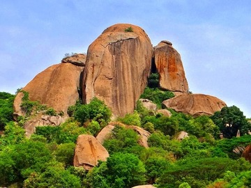 Sholay Adventure Cycling Tour, Bangalore