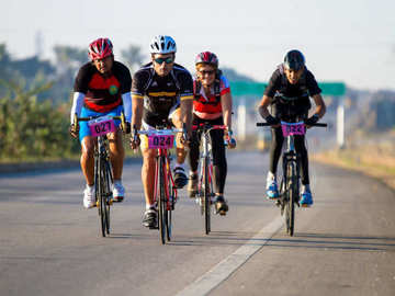 Events: Passage To India Offbeat Bangalore Cycling Tour
