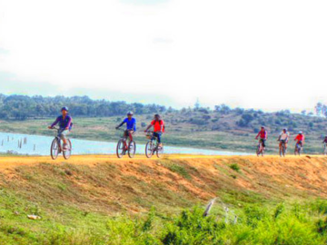 Events: Cycling To Bidadi