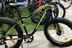 For Sale: Hero sprint big daddy 24inch fat tyres