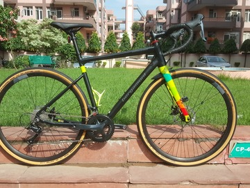 For Sale: Bergamont Grandurance 5.0 Gravel Bike