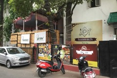 Bikefriendly Cafes: Hari Mirch