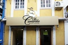 Bikefriendly Cafes: Caravela Cafe and Bistro