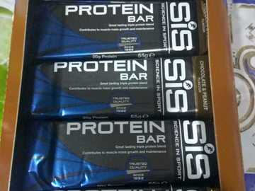 For Sale: SIS PROTEIN BAR 20 bars-55g