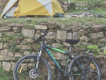 For Rent: Bike for Rent in Bir Billing ( Kangra Valley)