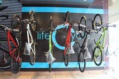 Bike Stores: Life Cycle