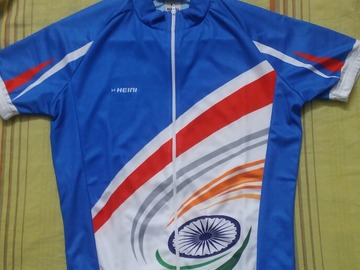 For Sale: Heini Jersey(tri colour)