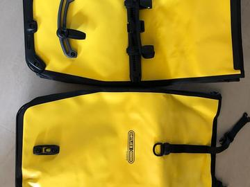 For Sale: Brand New Ortlieb Back-Roller Classic Panniers - Pair
