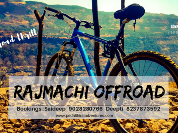 Events: Rajmachi offroad cycling