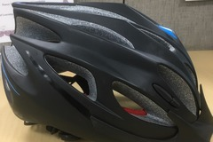 For Sale: AGU road bike helmet (Used only once)