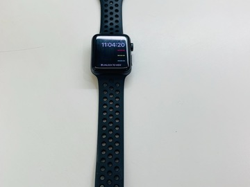For Sale: APPLE WATCH SERIES 3 NIKE PLUS EDITION 42 MM