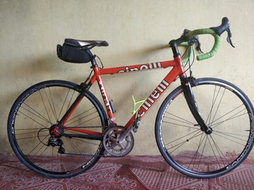 For Sale: Used CINELLI Roadie medium size frame.