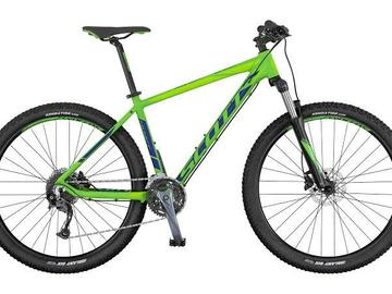 For Sale: Scott aspect 740 one month old