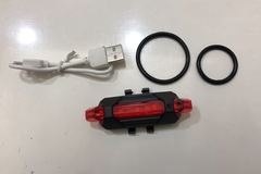 For Sale: USB  rechargeable rear light