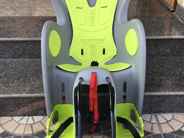 For Sale: Brand new, unused Btwin Bike seat for kids