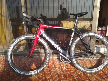 For Sale: CERVELO S2 ROAD BIKE