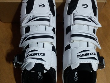 For Sale: EXUSTAR Road bike Shoes.