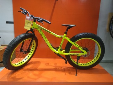 For Sale: Fantom Fat Bike