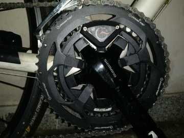For Sale: Powertap C1 chainrings 53-39