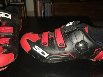 For Sale: Like New Sidi Trace MTB Shoes - Size EU 43 (US 9)