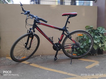 For Sale: Hybrid Cycle-Montra Trance (L)