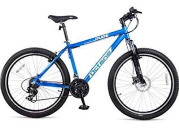 For Sale: Octane dude 21 speed mountain bike.